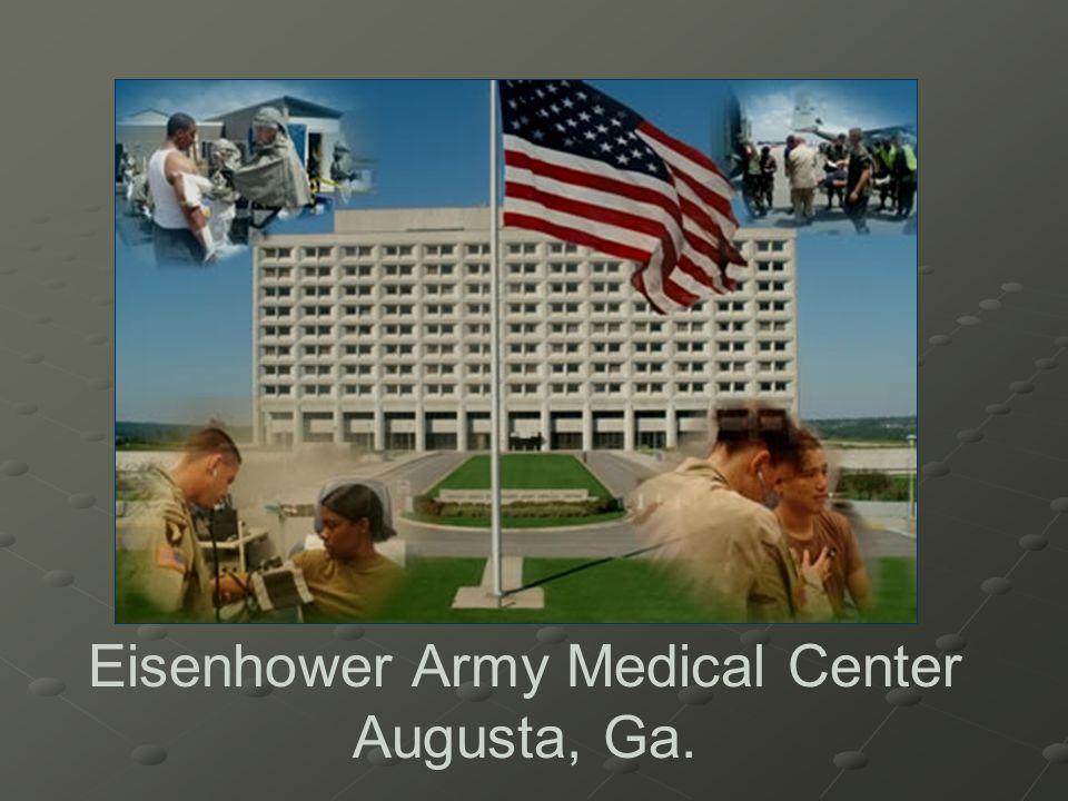 Eisenhower Army Medical Center Augusta, Ga.