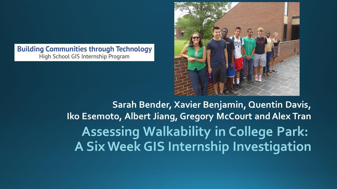 Internship Background Ms.Chelsie Miller, Intern coordinator Dr.