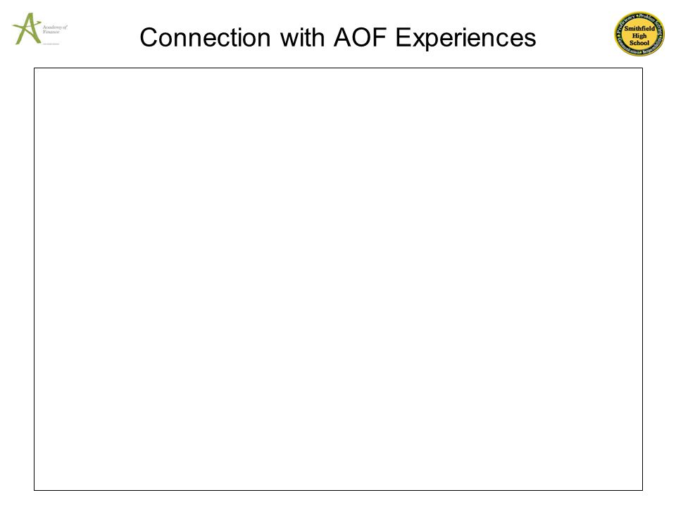 Connection with AOF Experiences
