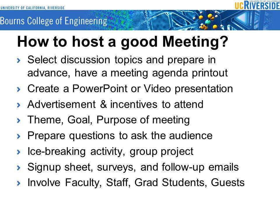 Individuals :members, Alumni etc.