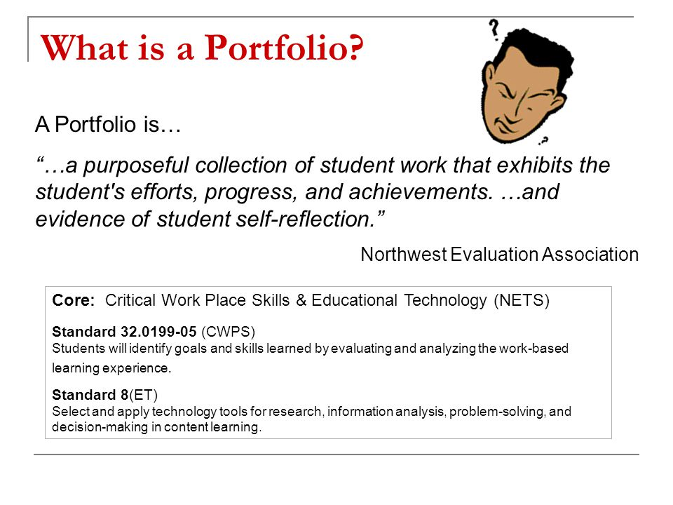 What is a Portfolio.