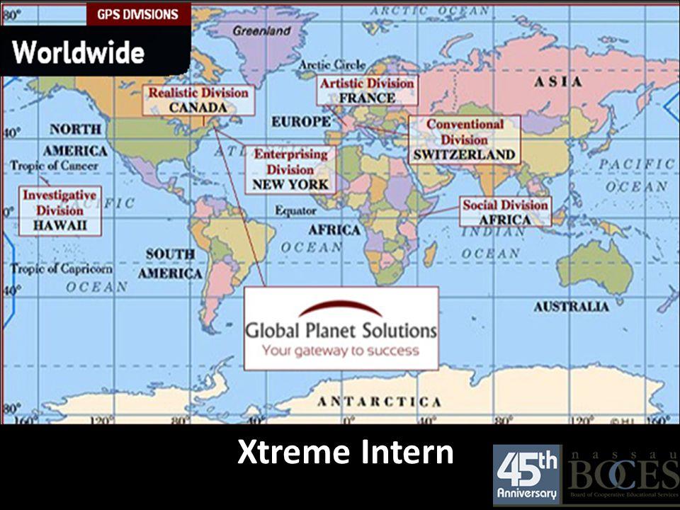 Xtreme Intern