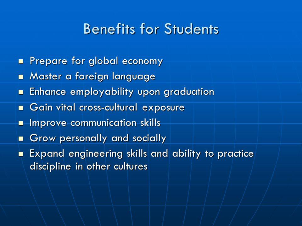 IAESTE United States Developing Global Skills in Tomorrow's Technical Leaders