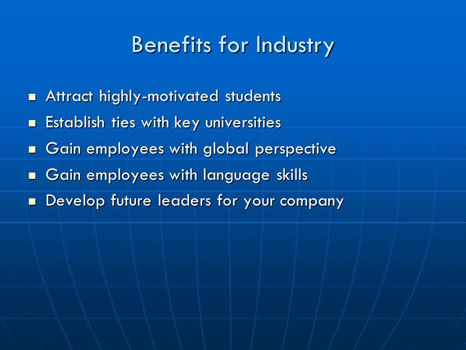Goals of the IAESTE International Internship Program 1.