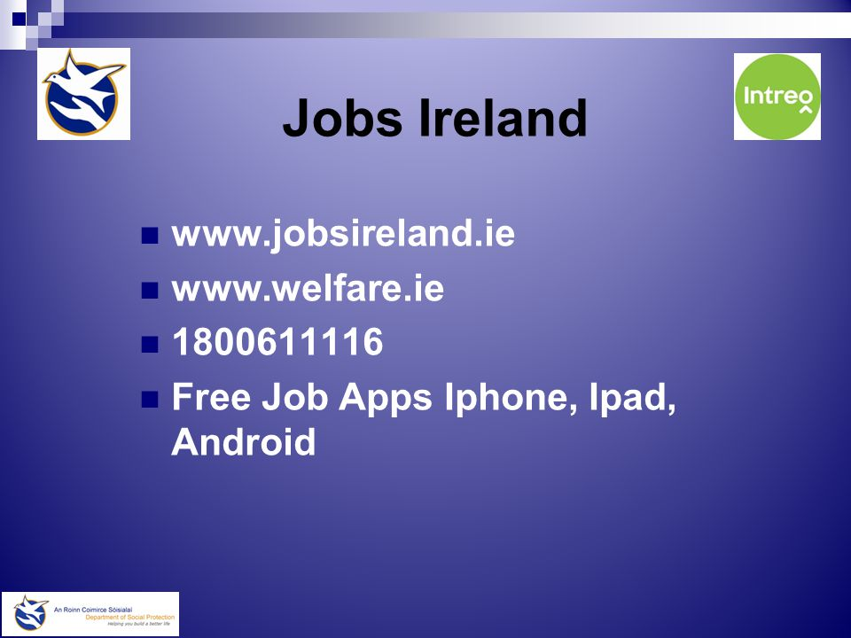 Recruitment And Employment Schemes Jobs Ireland European Recruitment Services (Eures) Jobbridge Internship Scheme.