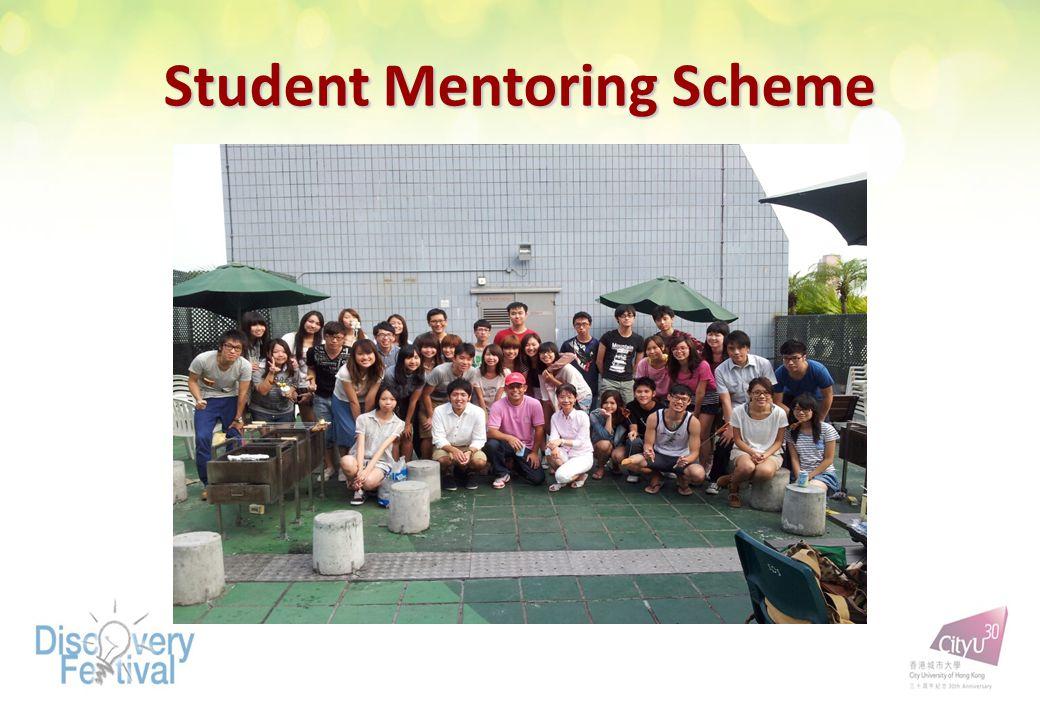 Student Mentoring Scheme