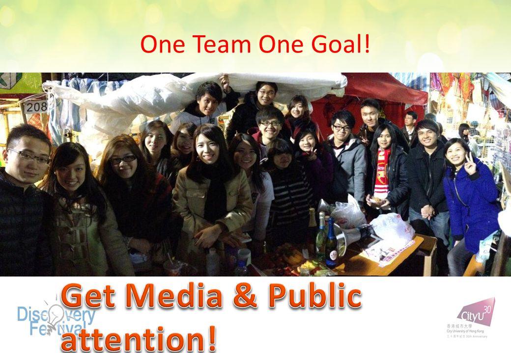 One Team One Goal!