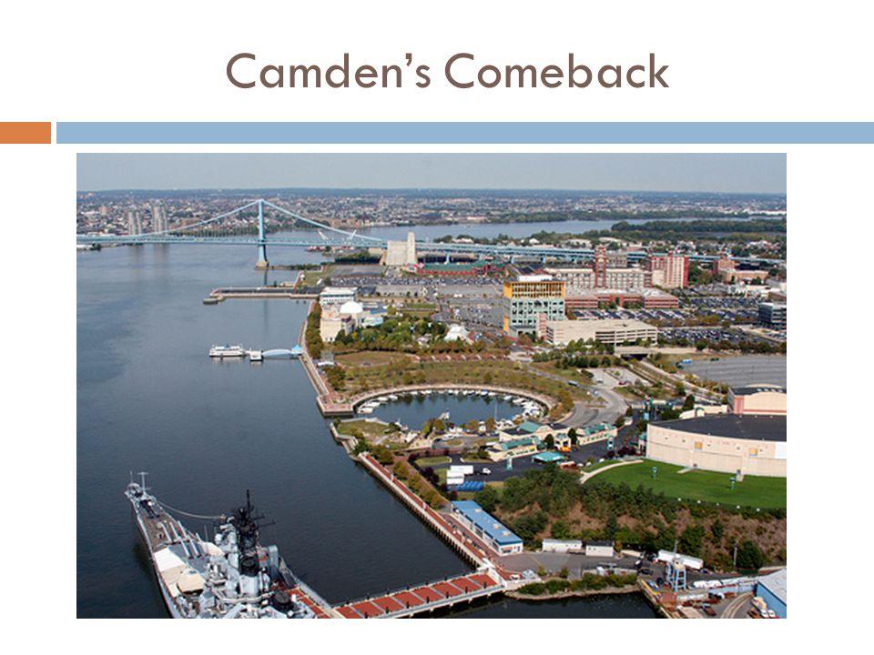 Camden's Comeback