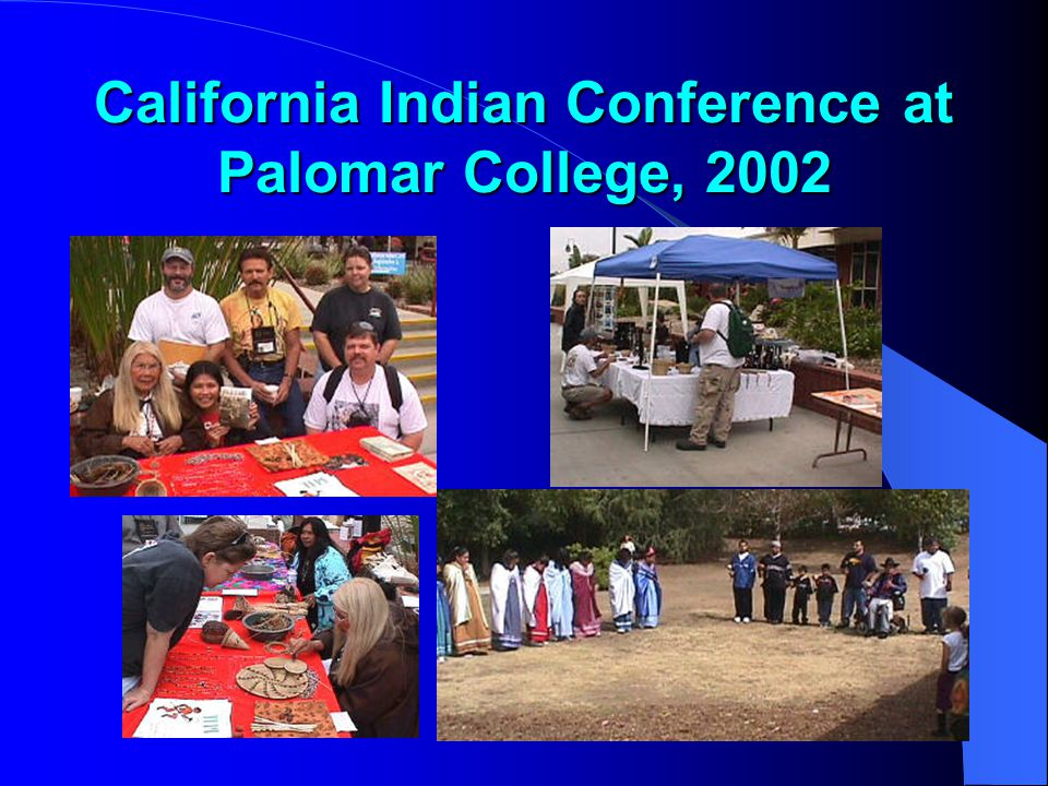 Carmen Lucas Discussing Kwaaymii Indian Traditions & Artifacts with Palomar Students at Cuyamaca Rancho State Park