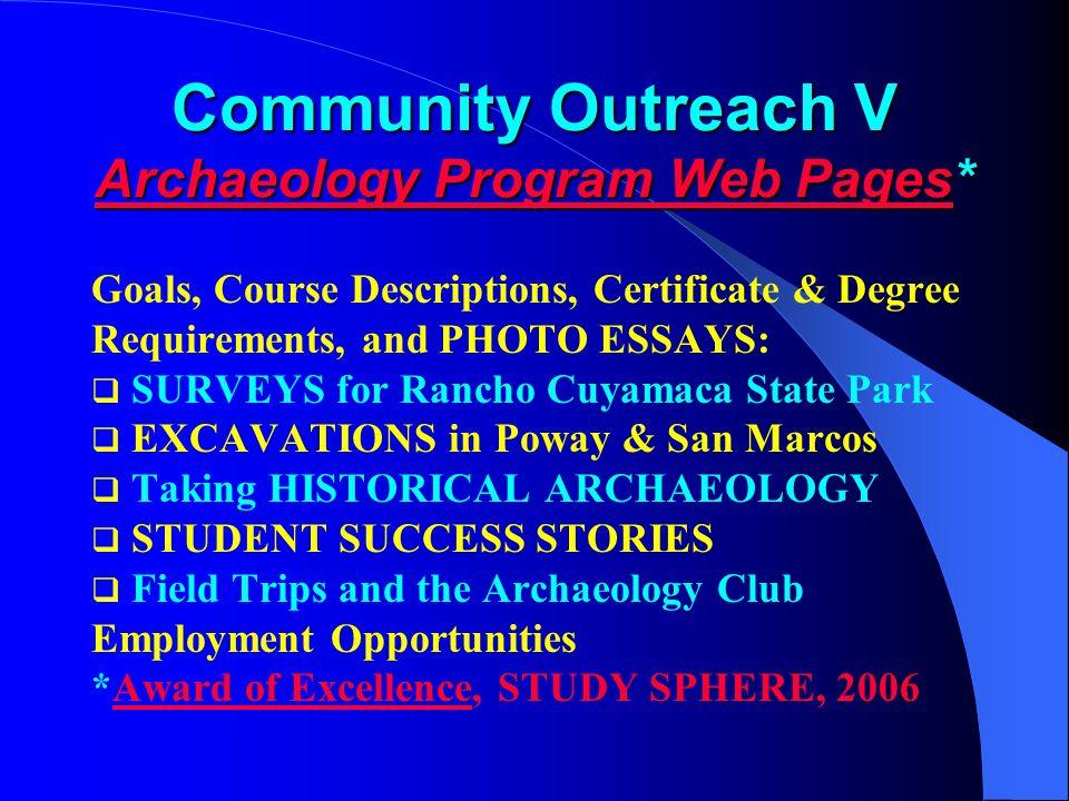 Program Growth 1996-2006* *Dr. de Barros on Leave Spring 2002