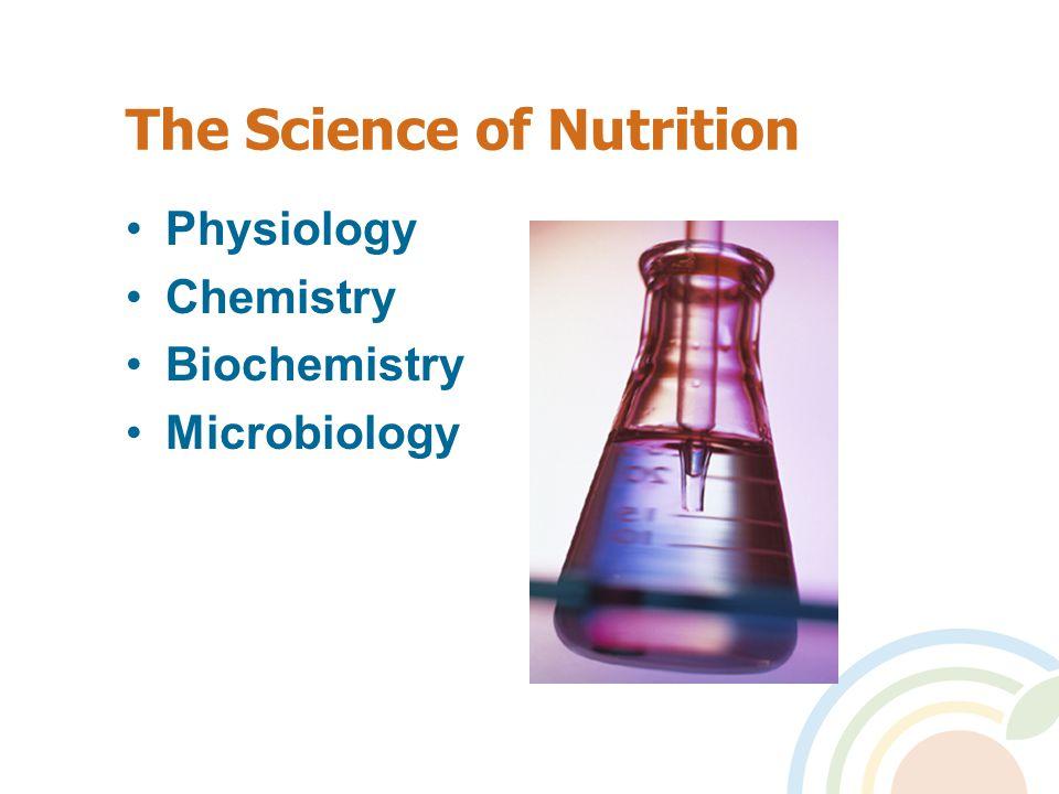 Careers in Nutrition Registered Dietitian Dietetic Technician Nutritionist Food Scientist
