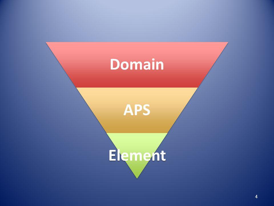4 Domain APS Element