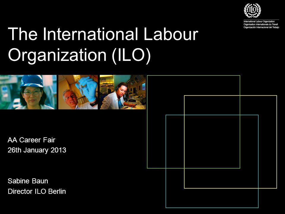 The ILO internship Programme