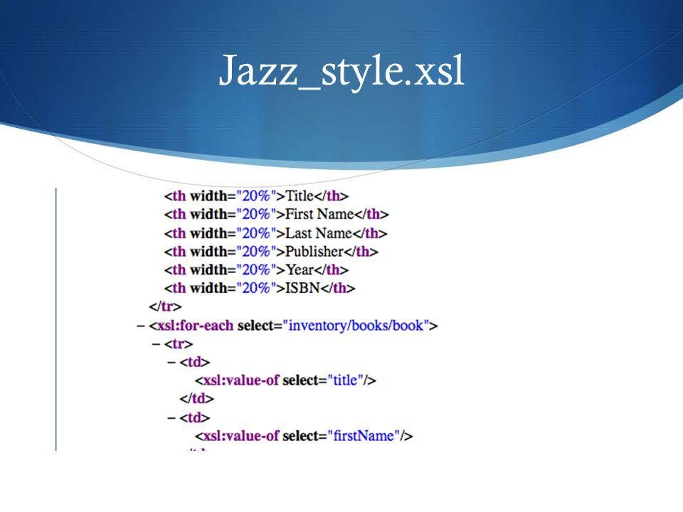 Jazz_style.xsl