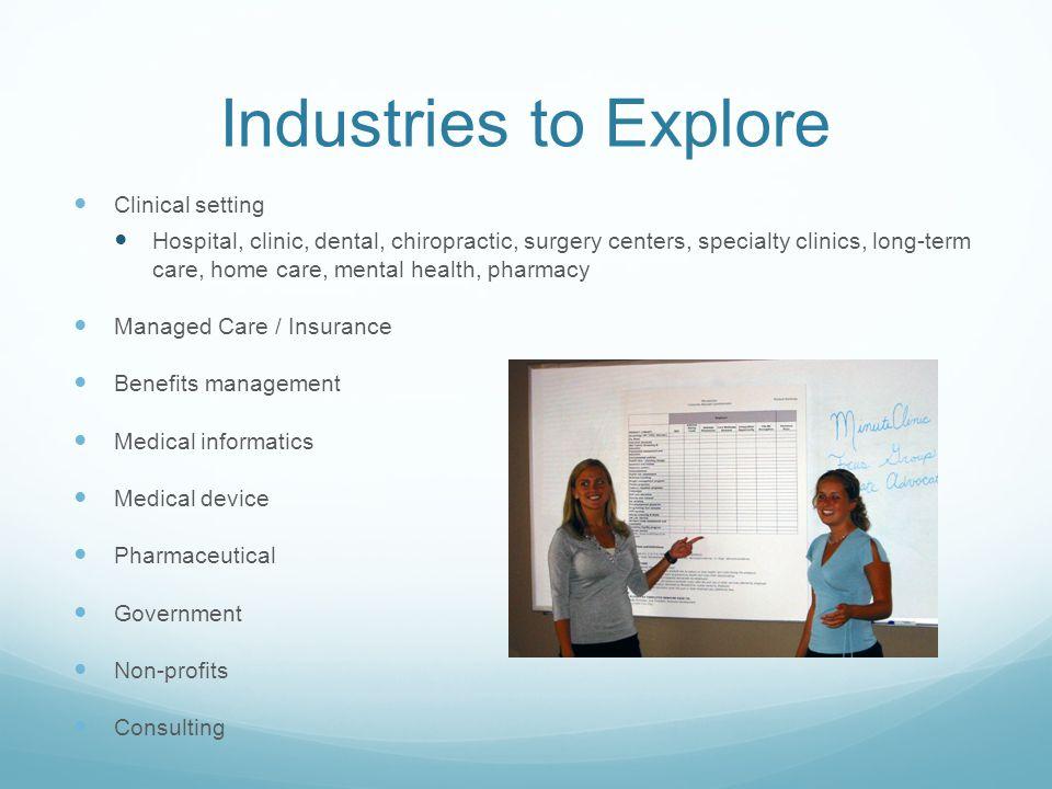 Internship Sites 2011-2012 Essentia Health Neighborhood Clinics, Cancer Center, Patient Safety, Essentia Health Superior, IT St.