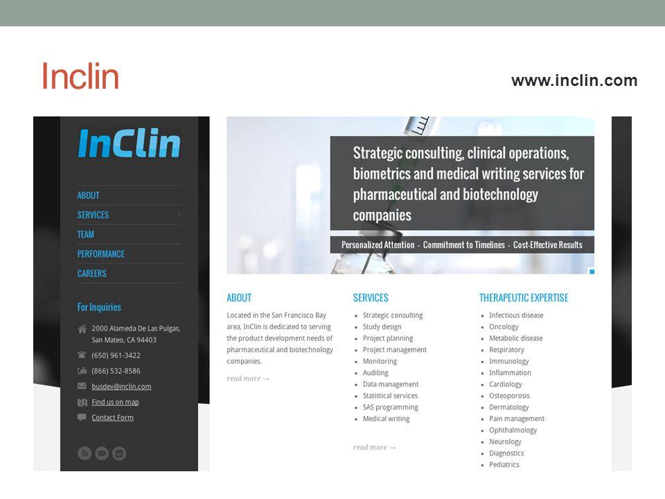 Inclin www.inclin.com