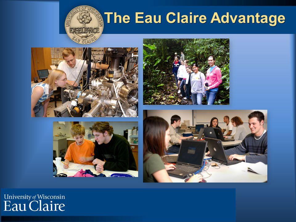 The Eau Claire Advantage