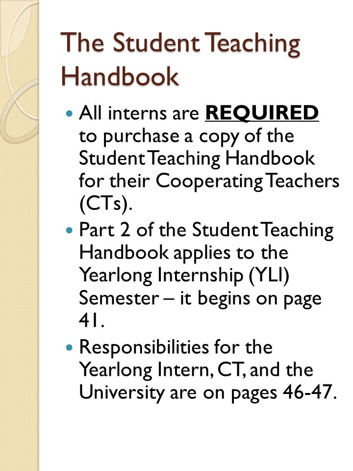 Contact with OFE – by Cooperating Teachers The OFE contact for ALL Cooperating Teachers is Dr.
