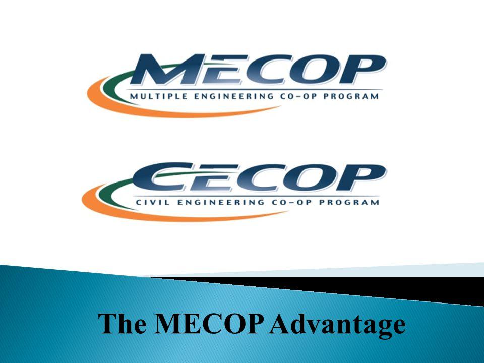 The MECOP Advantage