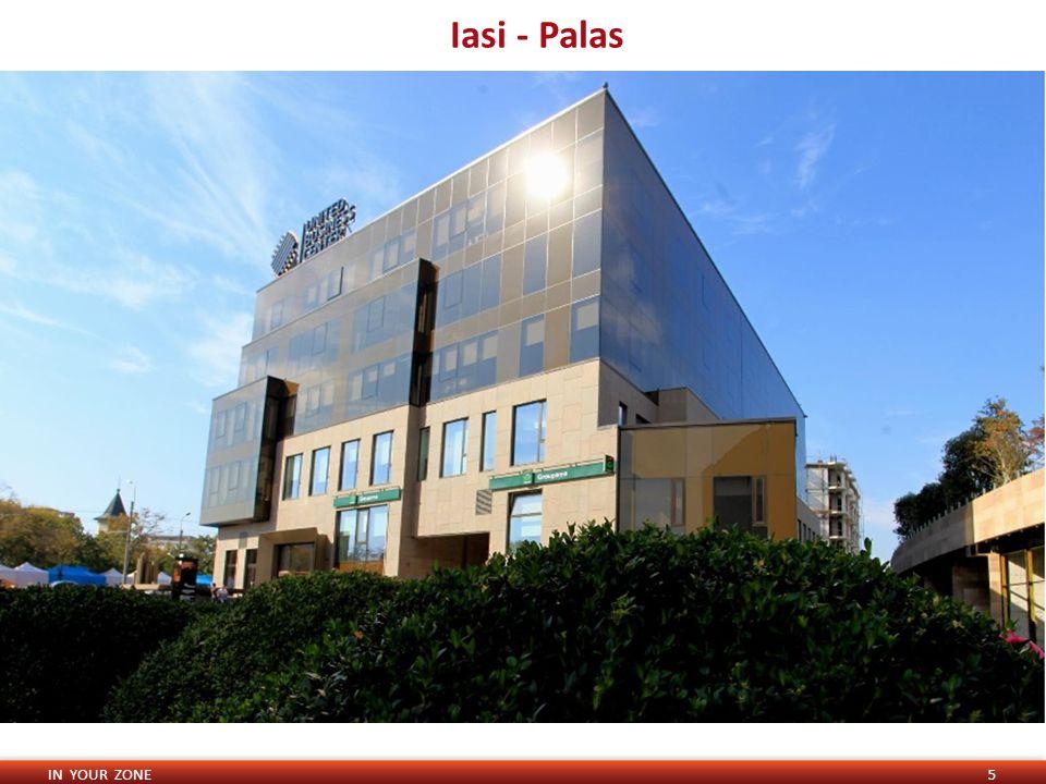 IN YOUR ZONE 6 Cluj- Iulius Business Center