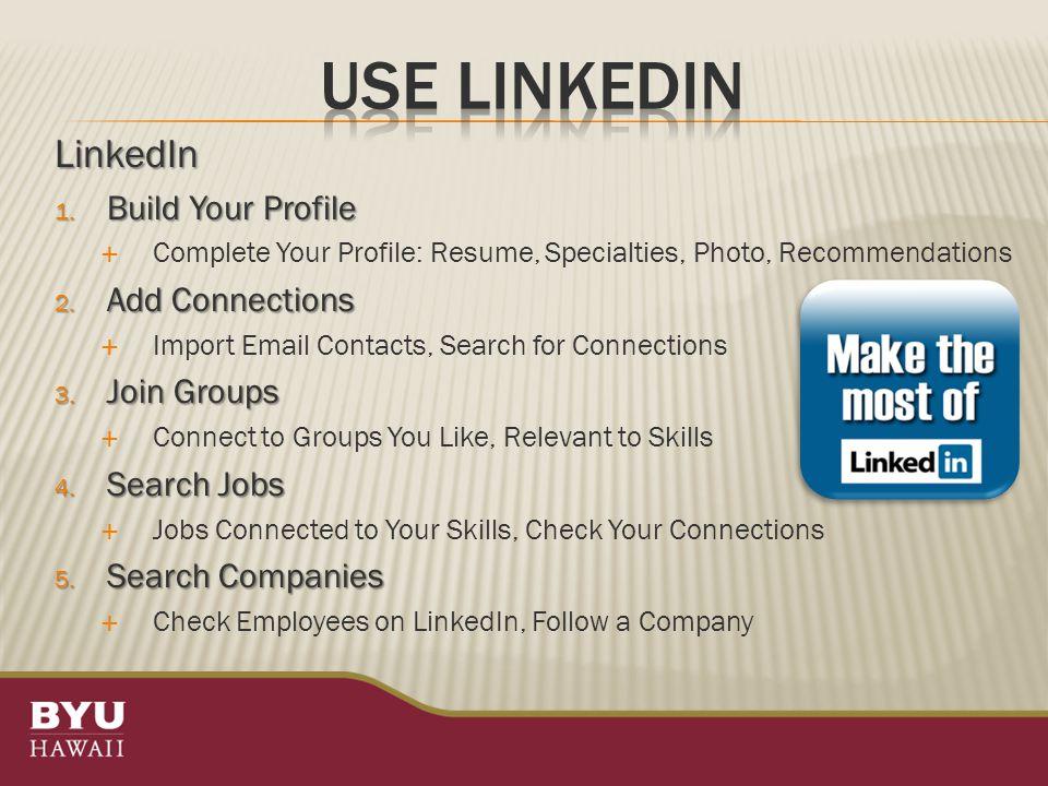 LinkedIn 1.
