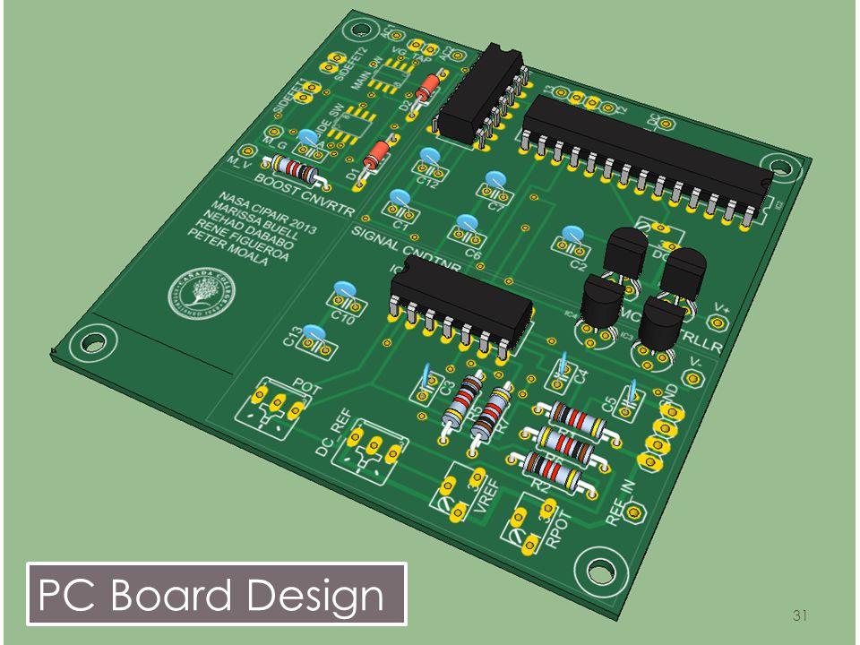 PC Board Design 31