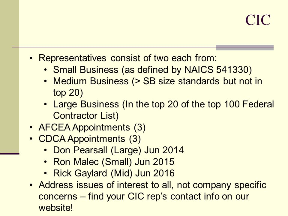 Finance CDCA is a 501(c)(6) organization; thus … we do pay sales tax we do file Form 990 (long-version) annually ( McGuire & Associates ) we have no employees; therefore, we have no FICA or FUTA 2 sources of revenue – memberships and annual summit all banking is under one roof (Heritage Trust Federal Credit Union) each revenue stream has checking and Money Market accounts, and we have a member account that holds our reserve safe depository used for offsite back-ups & long-term storage tools of choice include QuickBooks 2012, PayPal & Cvent semi-annual internal audits – conducted by minimum of 3 board members transitioned to annual invoicing – better predictability of revenue and expenses; budgets are based on money in the bank vice past trends or forecasting – THANKS FOR YOUR PATIENCE!!