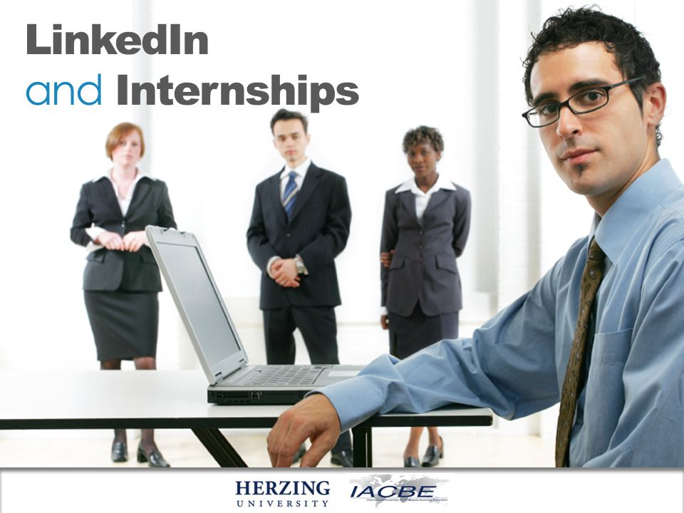 LinkedIn and Internships