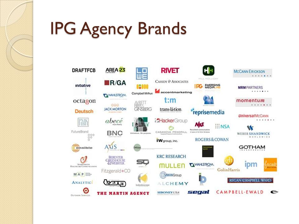 IPG Clients