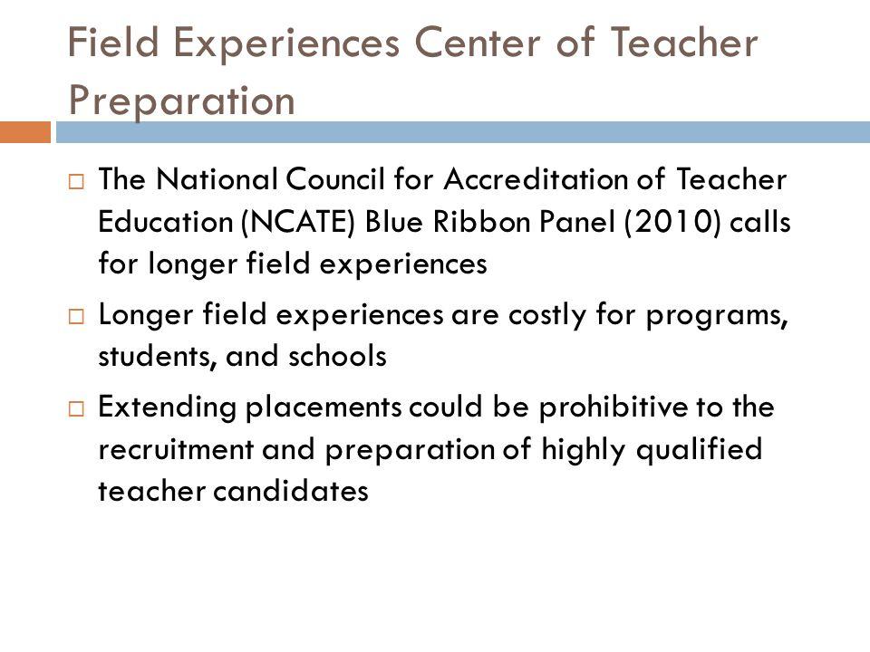 Predicting Teacher Preparedness Teacher Preparedness Length of Internship Internship Variety Quality of Placement/CT Preparation Program Characteristics