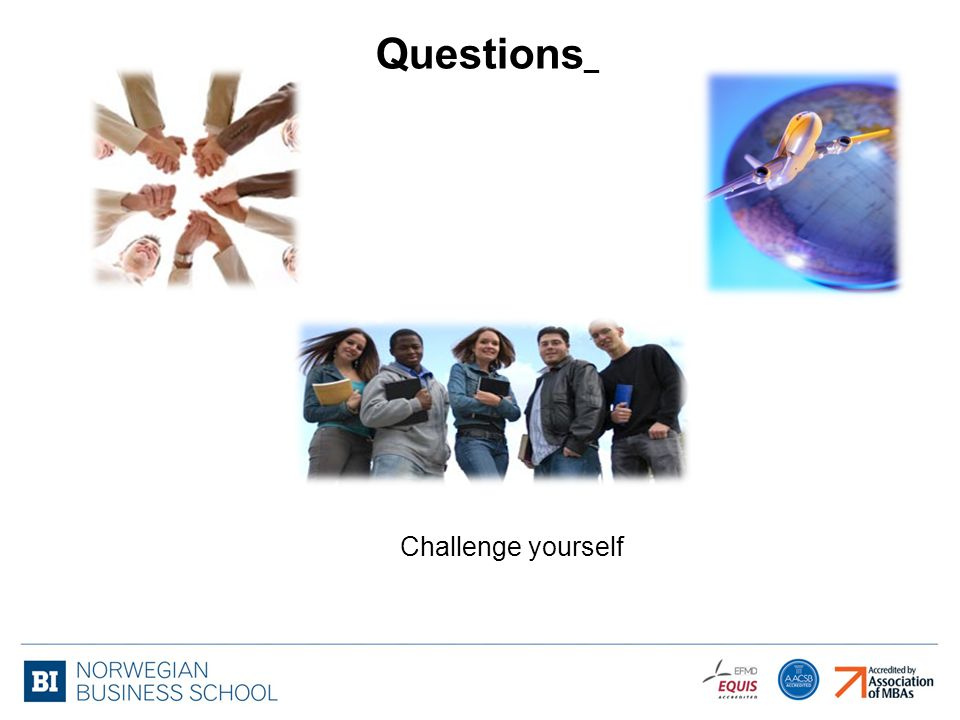 Questions _ Challenge yourself