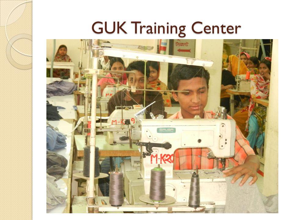 GUK Training Center