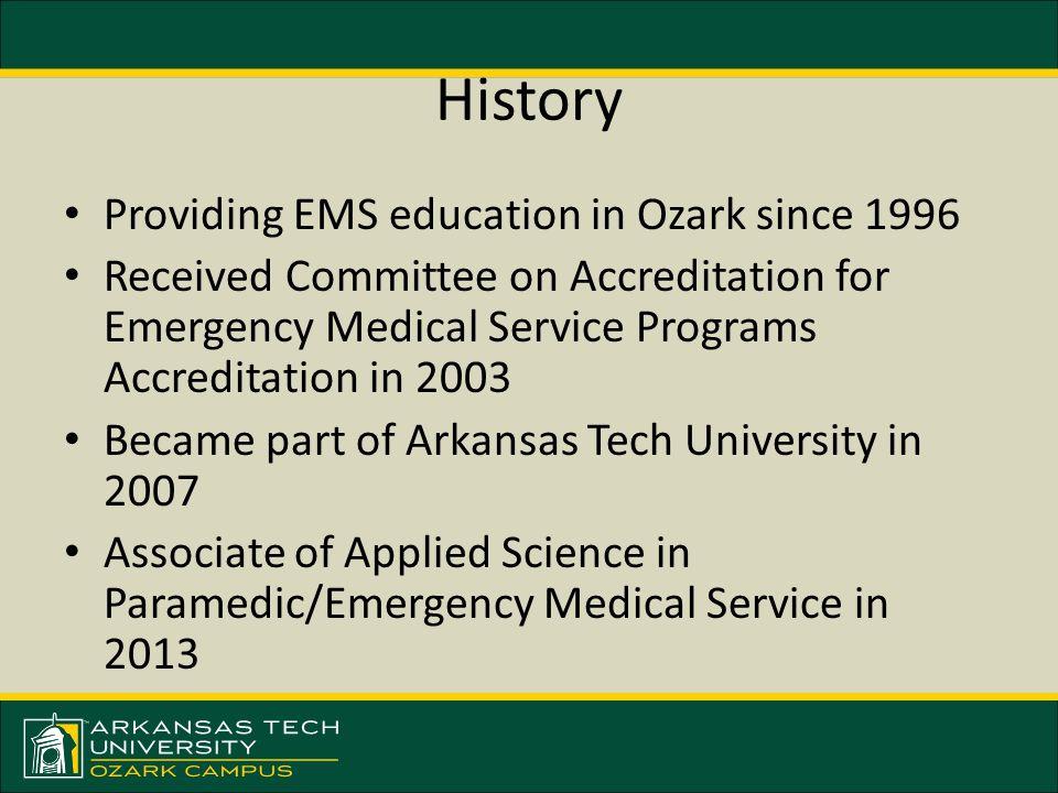 Data 204 NREMT EMTs since 2007 71% NREMT EMT Pass Rate May 2011 – September 2014 64 NREMT Paramedics since 2007 88% NREMT Paramedic Pass Rate July 2011 – September 2014
