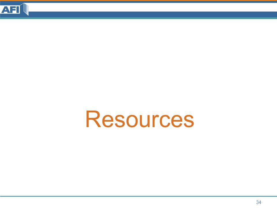 Resources 34