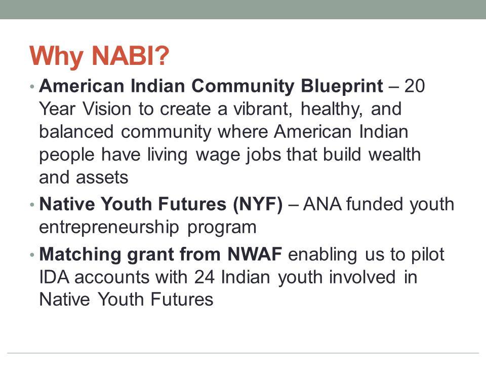 Why NABI.
