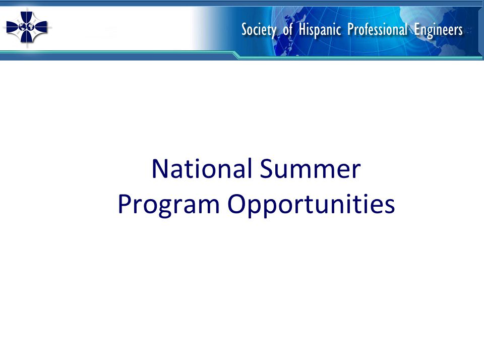 Summer Programs Penn Summer High School Programs  http://www.sas.upenn.edu/summer/programs/highschool American University Summer College Programs for High School Students  http://www.summeratau.com/hs/front/frontHideInput.jsp?uID=0&cmd=&loginType=ski pWelcome&surveyID=489&clientID=543&campaignID=420 MIT Residential Summer Programs  http://mitadmissions.org/apply/prepare/summer Carnegie Mellon SAMS: The Summer Academy for Mathematics + Science  http://www.cmu.edu/enrollment/summerprogramsfordiversity/sams.html Texas State University Honors Summer Math Camp  http://www.txstate.edu/mathworks/camps/hsmc.html
