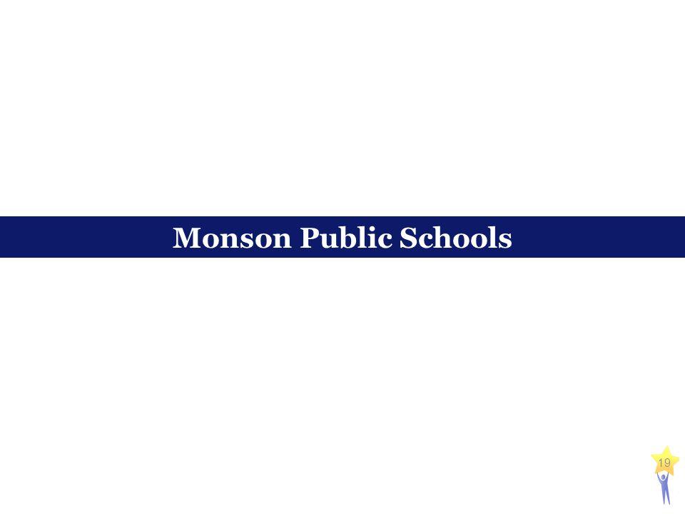 19 Monson Public Schools