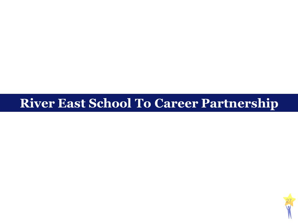 27 River East School To Career Partnership