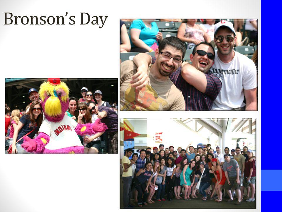 Bronson's Day
