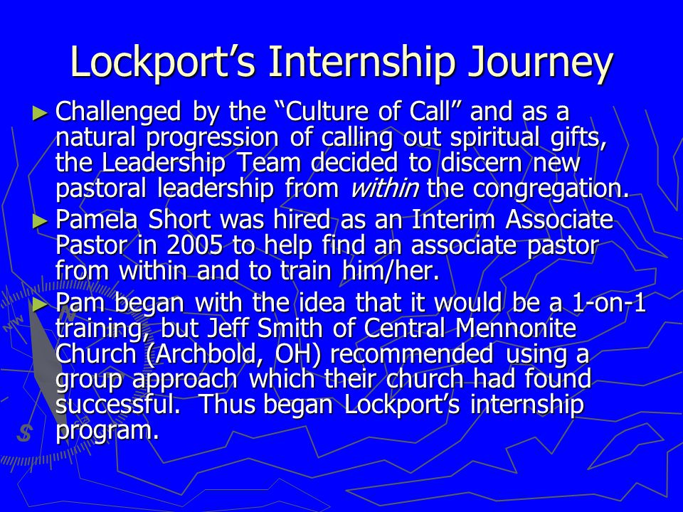 """► Challenged by the """"Culture of Call"""" and as a natural progression of calling out spiritual gifts, the Leadership Team decided to discern new pastoral"""