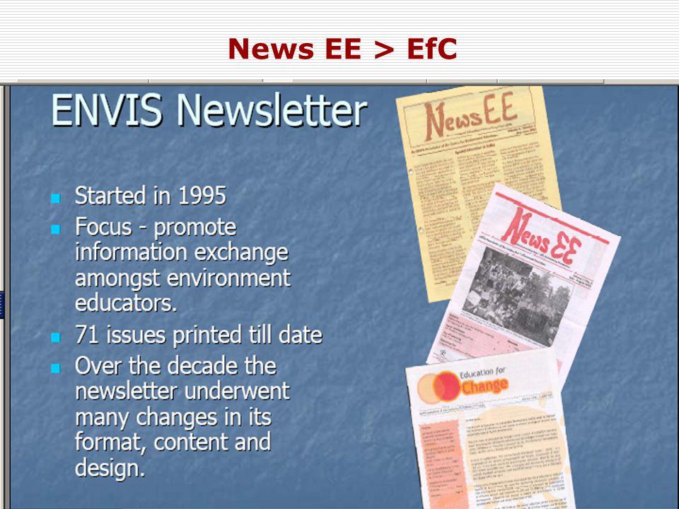 16 News EE > EfC