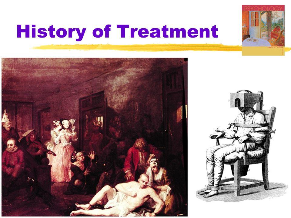 History of Treatment