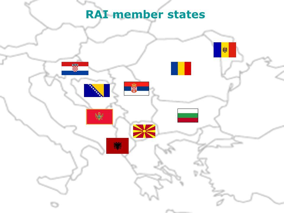 RAI member states