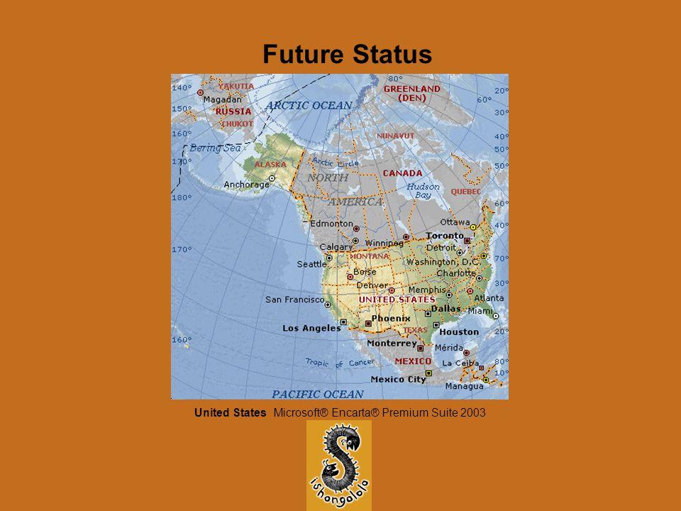 Future Status United StatesMicrosoft® Encarta® Premium Suite 2003