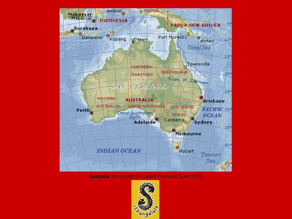 AustraliaMicrosoft® Encarta® Premium Suite 2003
