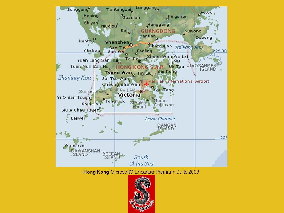 Hong Kong Microsoft® Encarta® Premium Suite 2003
