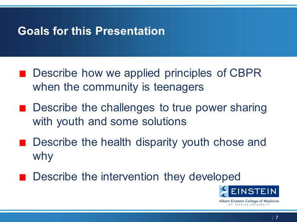 | 18 Applying Principles of CBPR to A.L.O.T.