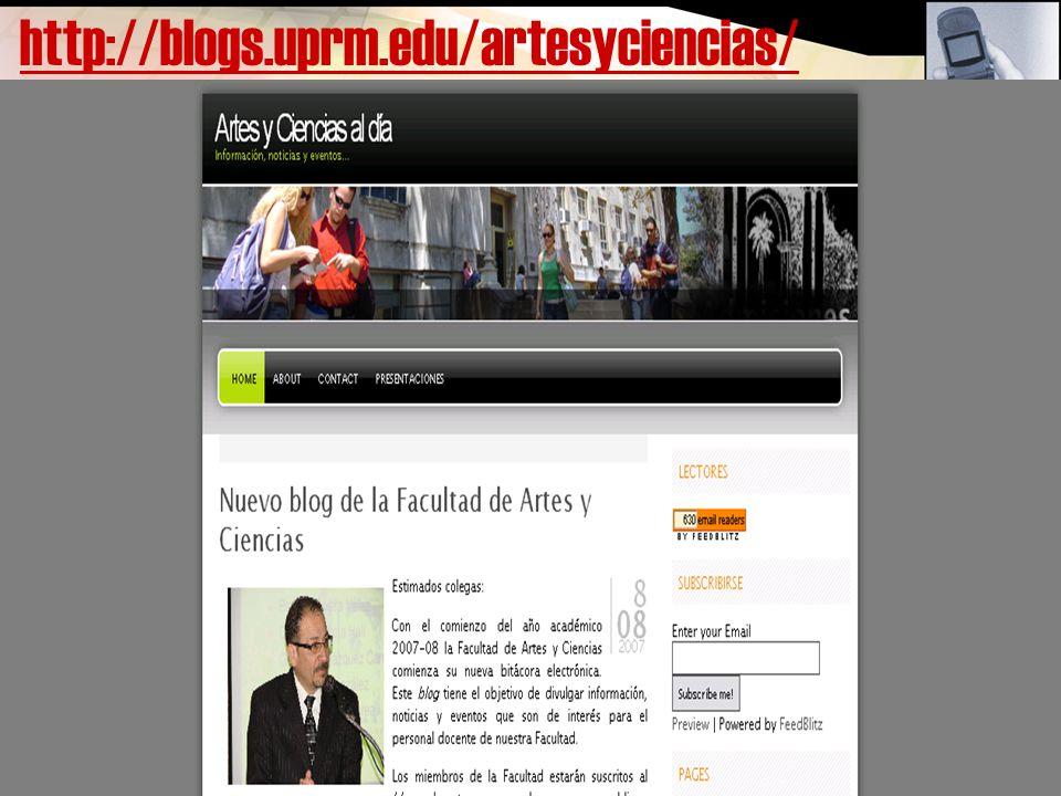 http://blogs.uprm.edu/artesyciencias/