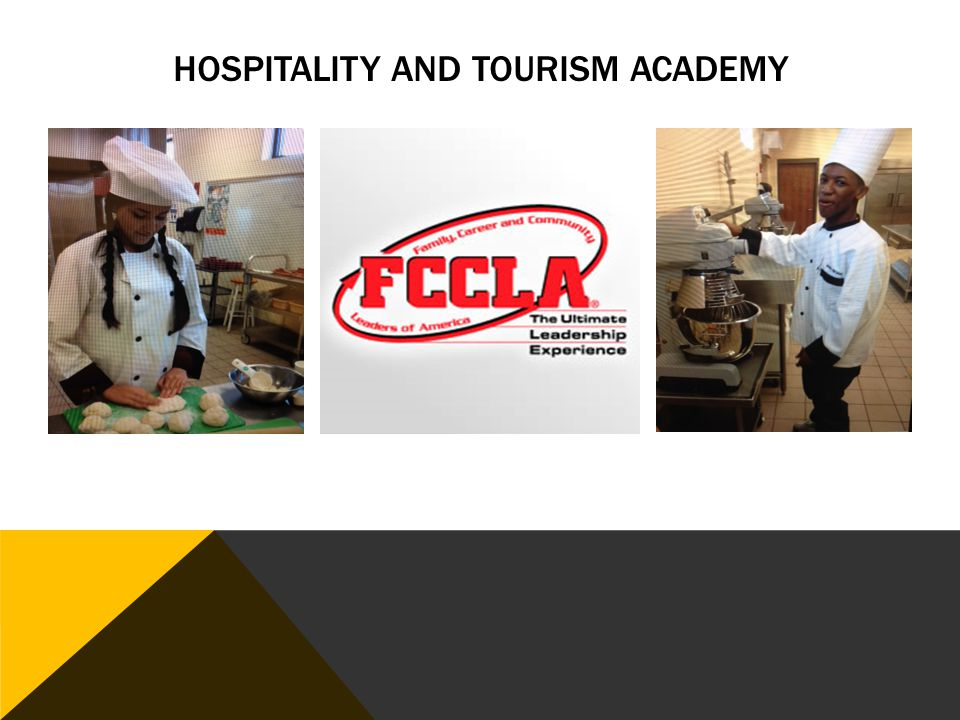 PROGRAM PATHWAY 1.Hospitality & Tourism 2.Culinary One 3.Culinary Two 4.Internship & Certification