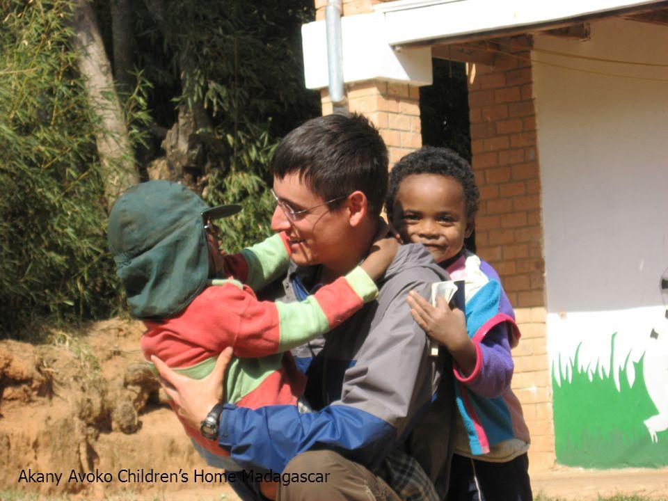Madagascar Akany Avoko Children's Home Madagascar